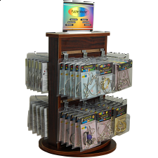 Counter Stand  - two sided ( 65 Puzzles + Display ) -