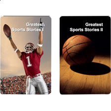 Playing Cards - Greatest Sports Stories -