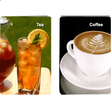Playing Cards - Tea and Coffee Trivia -