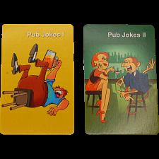 Playing Cards - Pub Jokes -