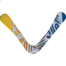 Hornet - polymer boomerang - Right Hand -