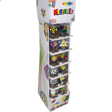 Rotational Puzzles Display Stand (Holds 24 Pieces) -